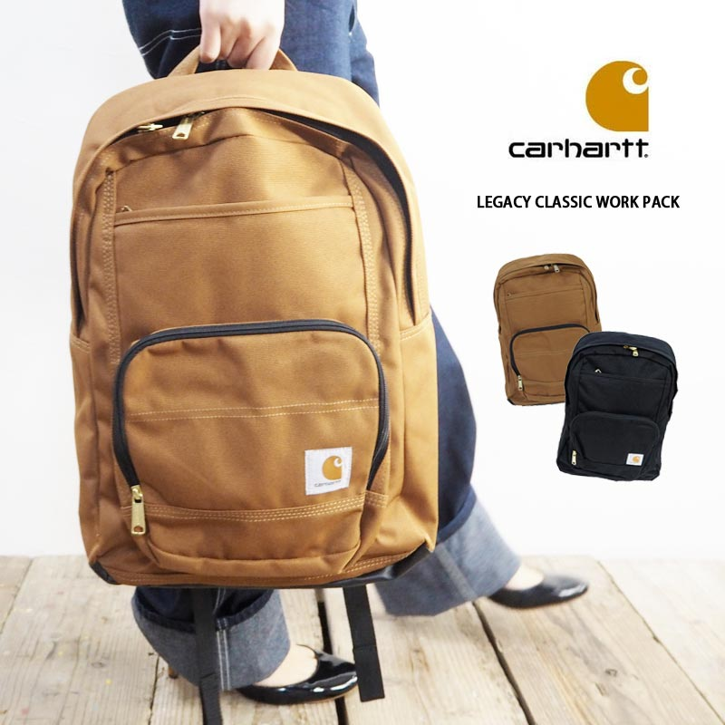 carhartt car heart LEGACY CLASSIC WORK PACK 2colors (CRHTT190325) SS17Z NO  IMAGE