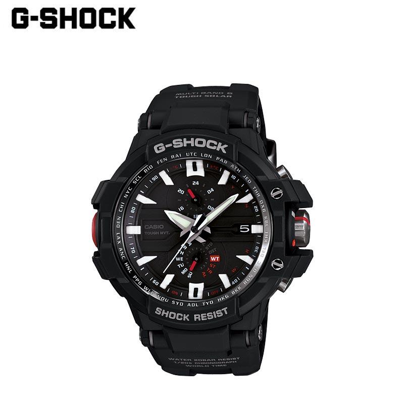 CASIO カシオ G-SHOCK ジーショック 腕時計 GW-A1000-1AJFメンズ レディース アナログ 腕時計 時計 アラーム タイマー多機能 トリプルGレジスト 耐衝撃構造 タフソーラー タフムーブメント カジュアル お洒落 プレゼント 贈物