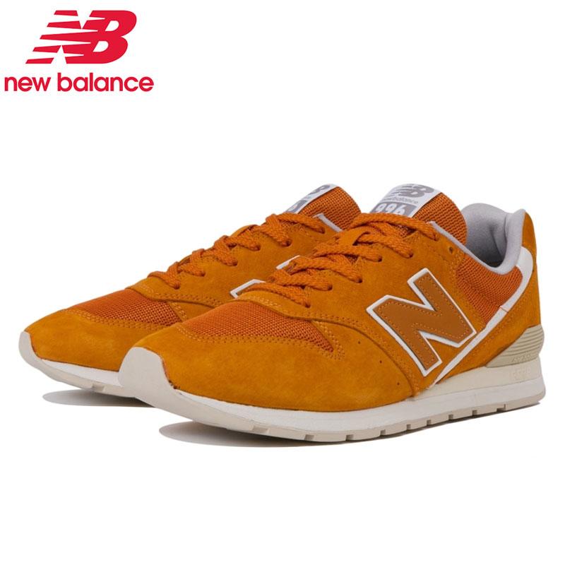NEW BALANCE ニューバランス シューズ メンズ レディーススニーカー CM996A 靴 くつ 996 カジュアル シンプル おしゃれ 大人 ベージュ オレンジ 秋 秋冬 ベーシック 定番