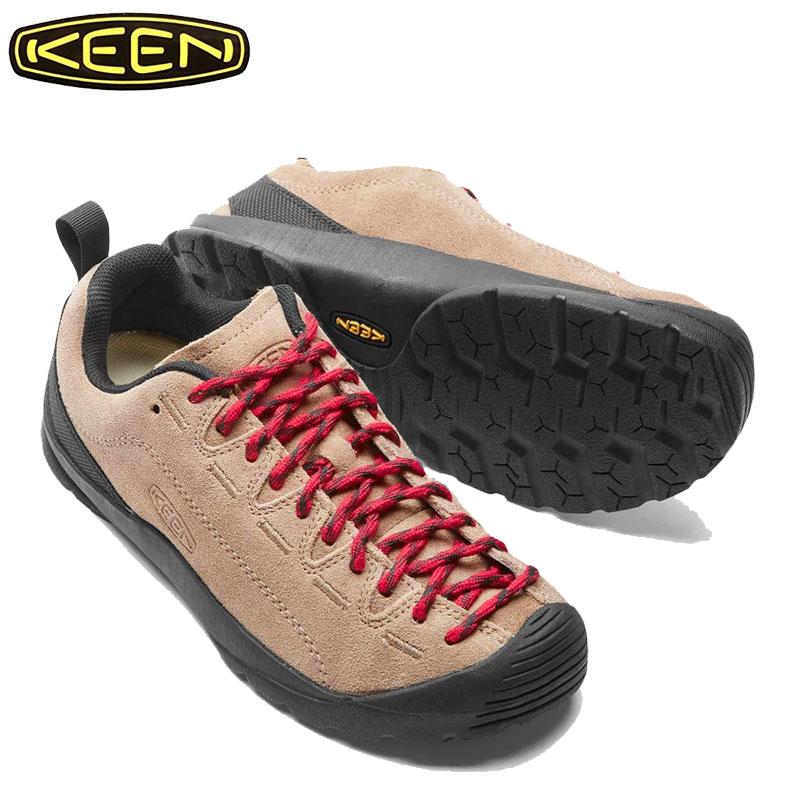 KEEN キーン スニーカー レディースJASPER 1004347 靴 シューズ クライミングシューズ コンフォートシューズ クライミング カジュアル おしゃれ 秋冬 アウトドア レジャー ウォーキング 歩きやすい 大人 ベーシック 正規品