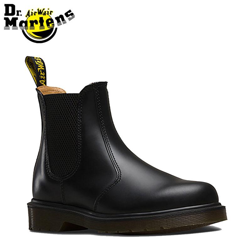 Dr.Martens ドクターマーチン ブーツ レディース CHELSEA BOOT 10297001 チェルシーブーツ サイドゴアブーツ サイドゴア 秋冬 靴 マーチン モード おしゃれ シンプル ブランド 黒 ブラック