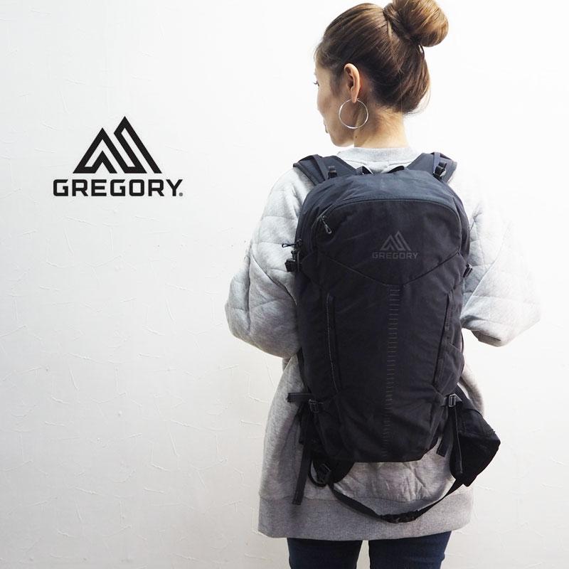 GREGORY グレゴリー リュック レイブン 18 デイパック 125847 メンズ レディース 18L バックパック 人気 売れ筋 バッグ リュックサック アウトドア 黒 通勤 通学 コーデュラナイロン 旅行 かばん 鞄 おしゃれ