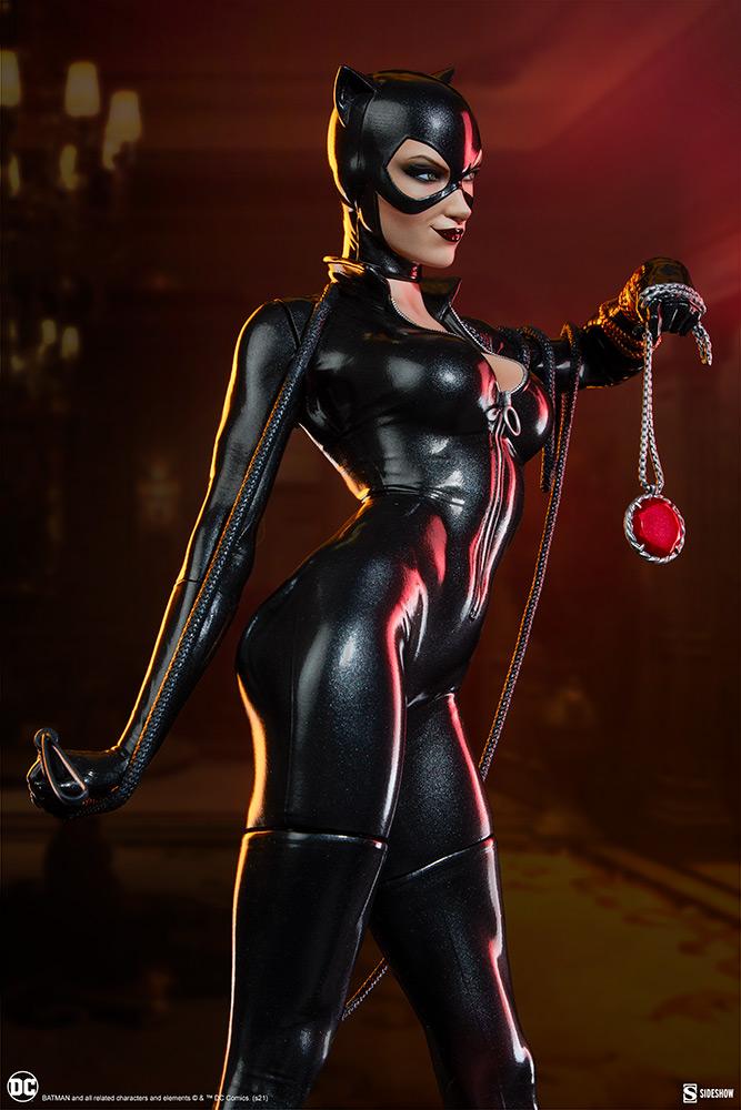 サイドショウ 300787 キャットウーマン フィギュア 完成品 バットマン 人気の定番 Sideshow catwoman 大放出セール ジョッカー