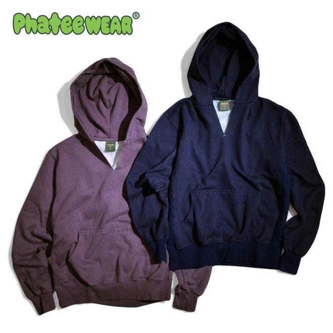 Phatee ファッティー WESTEND UVULA PARKA トップス