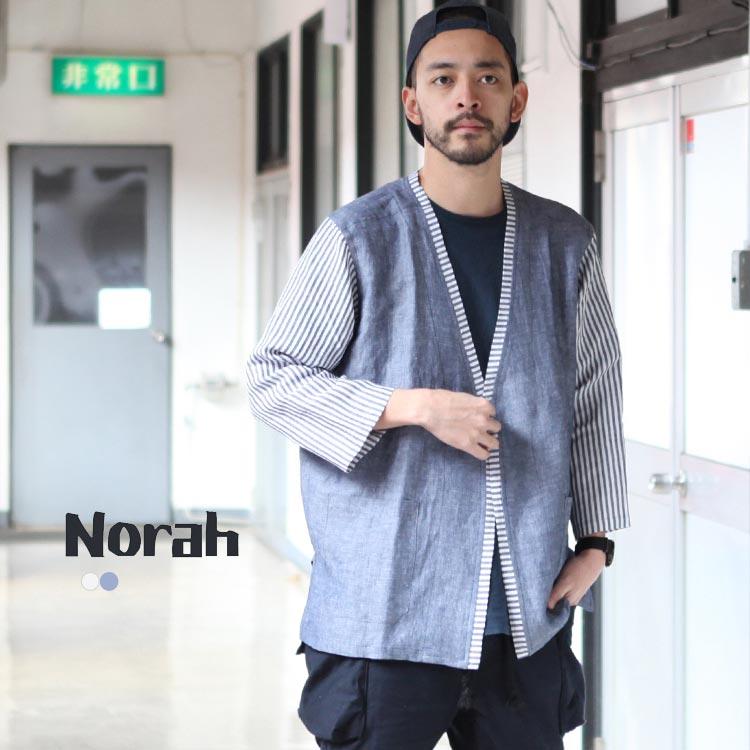 norah ノラ Haori shirts トップス