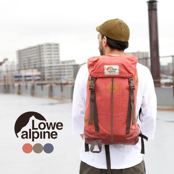 Lowe alpine(ロウアルパイン) KLETTERSACK 30 / リュック / バックパック