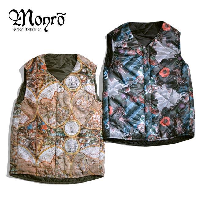 cd588e534d84 Monro モンロ REVERSIBLE go slow caravan WOOL VEST キーン レミーラ/ ベスト:BrownFloor  clothing, Vibram Fivefingers Japan:46e5f994 --- polimundus.webs.upv. ...