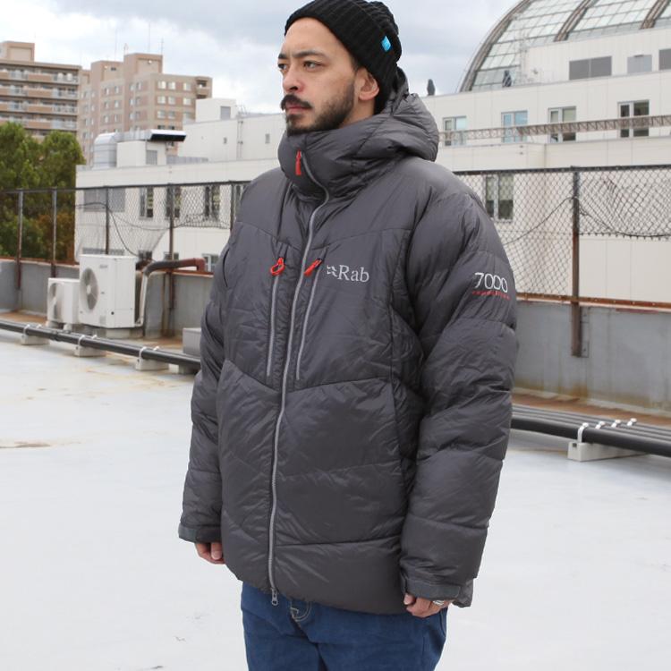 4ddbb2899 Rab愛Expedition 7000 Jacket外衣羽毛衣