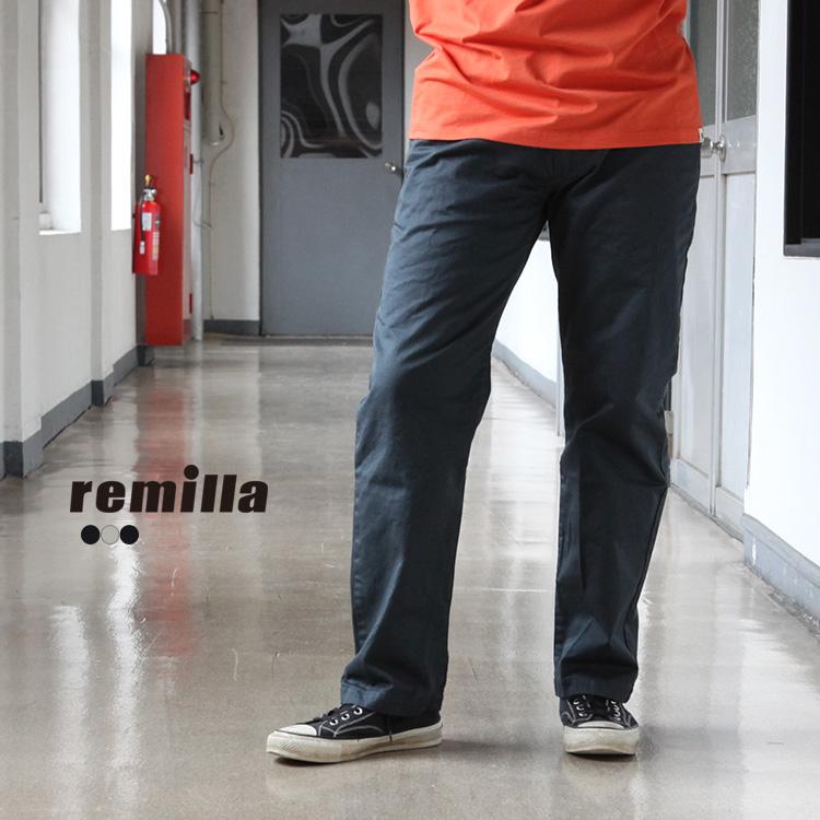 レミーラ remilla パンツ ボトムス コードチノパンツ 2020SS