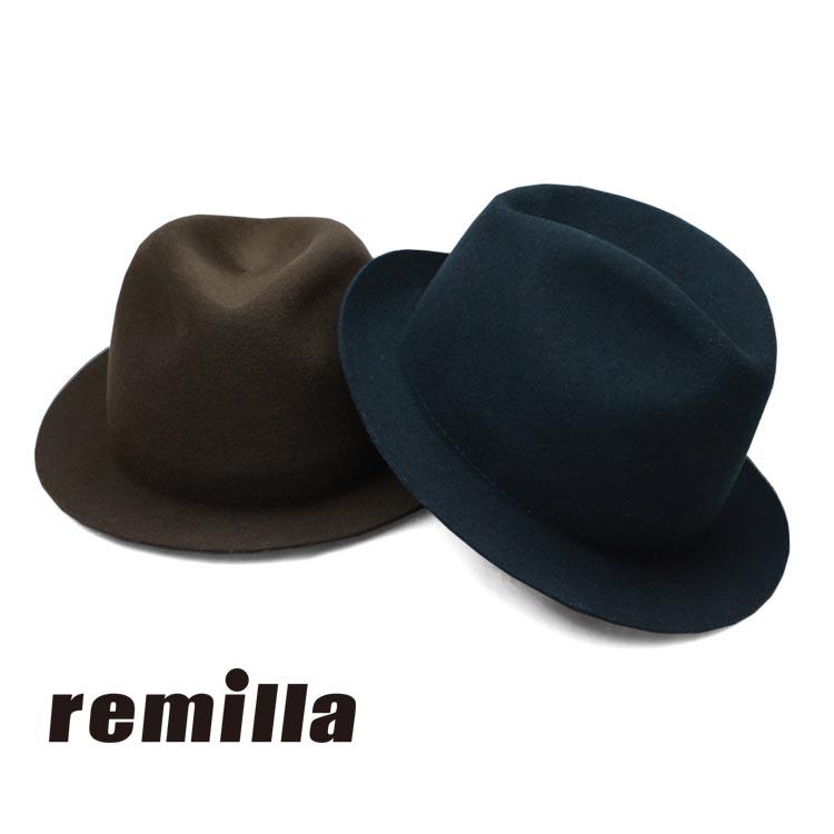 レミーラ remilla モカハット 帽子
