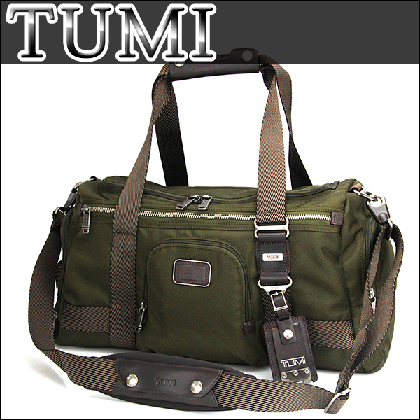 Tumi Alpha Bravo Maxwell Gym And Green Shoulder Bag Sports 22351 Mens Olive