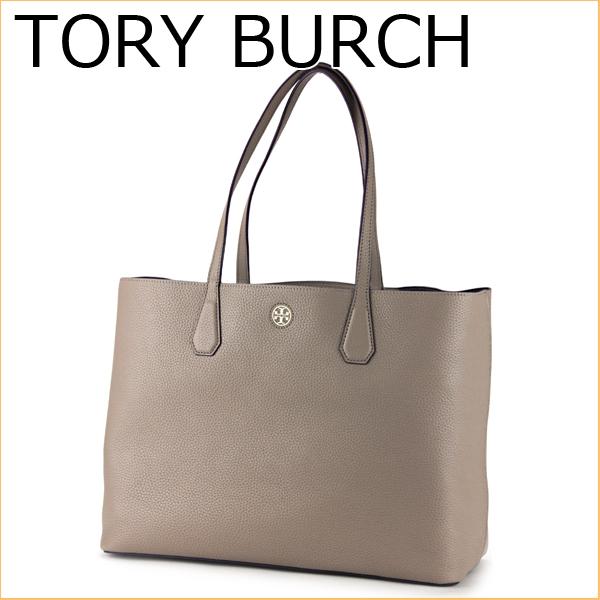 上品なスタイル トリーバーチ トートバッグ TORY BURCH 31159742 048 バッグ PERRY TOTE BAG レディース FRENCH GRAY/PURPLE IRIS グレー/パープル【 送料無料】, 男のド定番Shop 385c87d9
