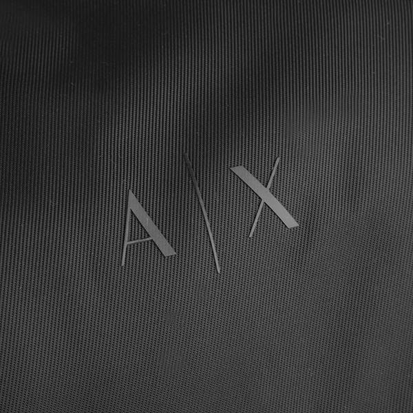 最大5000円OFFクーポン配布中 7 1 水 14 00まで アルマーニ ボストンバッグ ARMANI 952117 9A106 00020 バッグ アルマーニエクスチェンジ A X Armani Exchange メンズ BLACK ブラックブラック 黒送料無料Yg76ybf