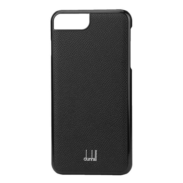 【最大3000円OFFクーポン配布中】 ダンヒル iPhone7 Plus/iPhone8 Plus スマートフォンケース dunhill L2CCA8A ブランド小物 カドガン CADOGAN IPHONE 7 PLUS カバー メンズ BLACK ブラック 黒 スマホケース アイフォン7 プラス/8 プラス シンプル スマホケース アイフォーン