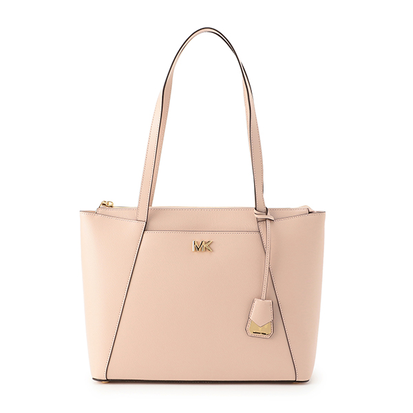 Michael Kors tote bag MICHAEL KORS 30S8GN2T2L 187 バッグマディー MADDIE medium top zip Thoth Lady's SOFT PINK (soft pink) light pink system