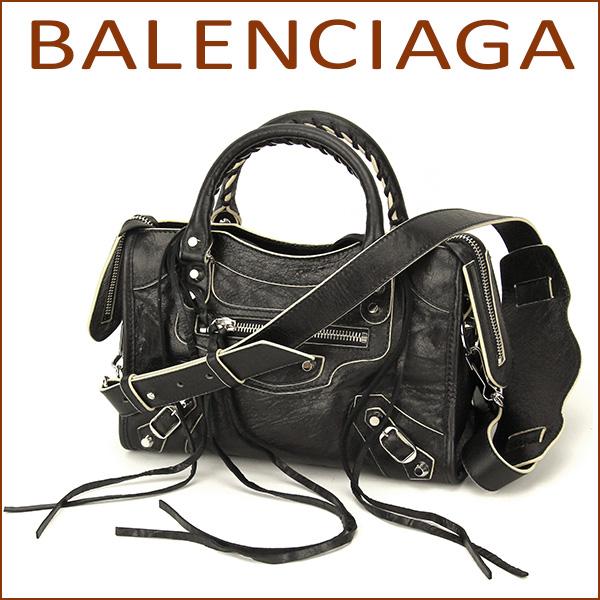 バレンシアガ ハンドバッグ BALENCIAGA 300295 バッグ クラシック CLASSIC ミニ シティ レディース ノK1cTlFJ