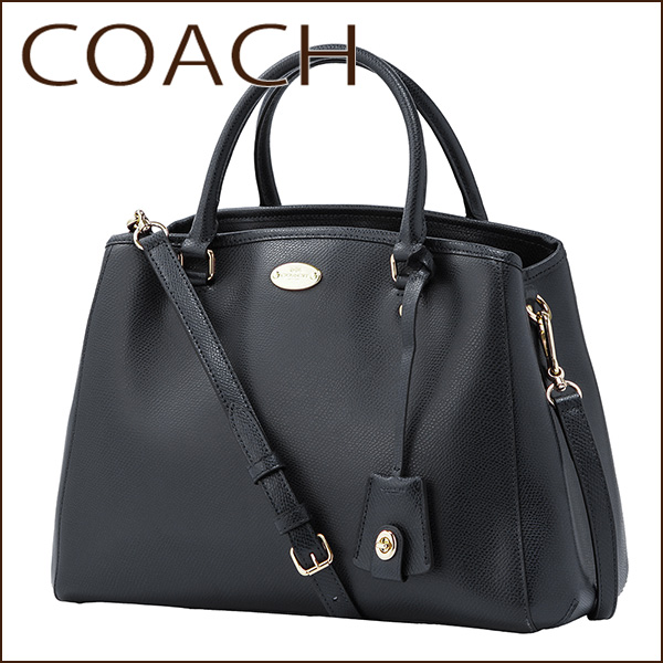 5e4375ec12 Coach outlet shoulder bags COACH OUTLET F34607 IMMID small Margot bag  carryall women s MIDNIGHT (midnight) Dark Navy Blue handbag 2 chic WAY A4  storage can ...