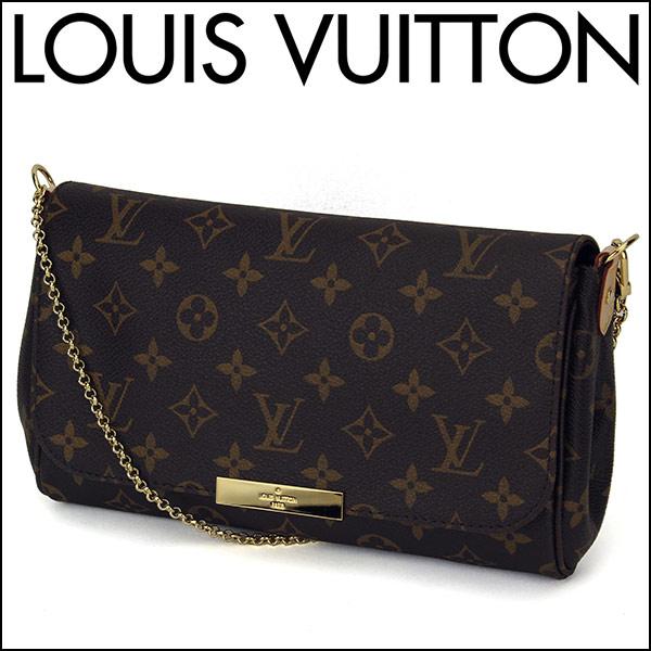 7fccc5e55750 Louis Vuitton Louis Vuitton Monogram clutch favorite MM M40718 bag handbag  Womens Monogram Brown