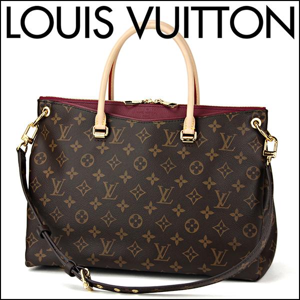 c567e3bbf40f Louis Vuitton handbag M40906 Louis Vuitton bag Monogram MONOGRAM palace  ladies AURORE (Aurore) Brown   Purple Purple shoulder bag 2-WAY classy  elegant