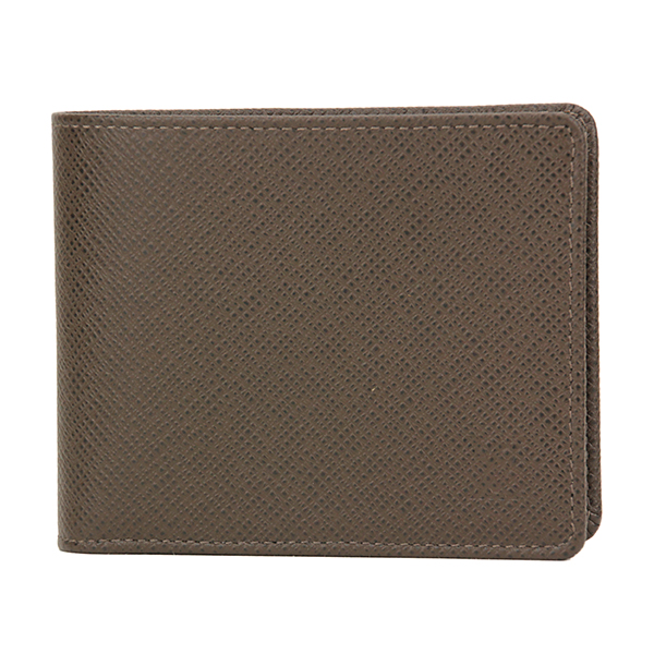 ルイヴィトン 2つ折り財布 Louis Vuitton M30488 財布 タイガ メンズ グリズリ カーキ【 送料無料】