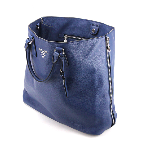 2ba1354f18d8 ... cheap prada handbags prada bn2419 2e8kf0016 bag vitter phoenix vitello  phenix ladies bluette bluett blue blue greece prada diagramme tote black ...