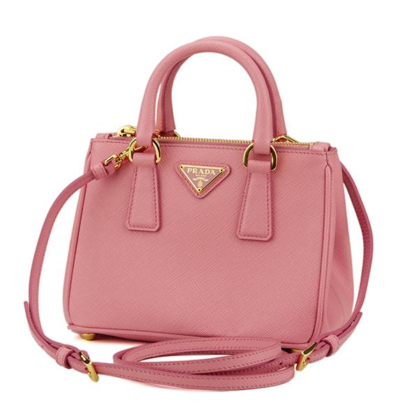 Gorgeous Prada Handbags Bn2842 Nzv F0442 Bag Saffiano Lux Las Petalo Petro Pink Shoulder Wallets Party 2 Way Triangular Logo