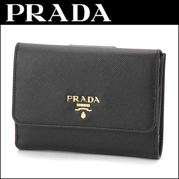 117fe6a246cc プラダ(PRADA)サフィアーノマルティックSAFFIANOMULTIC1M0523ZLPF061H財布3つ折り財布マルチカラー型押し