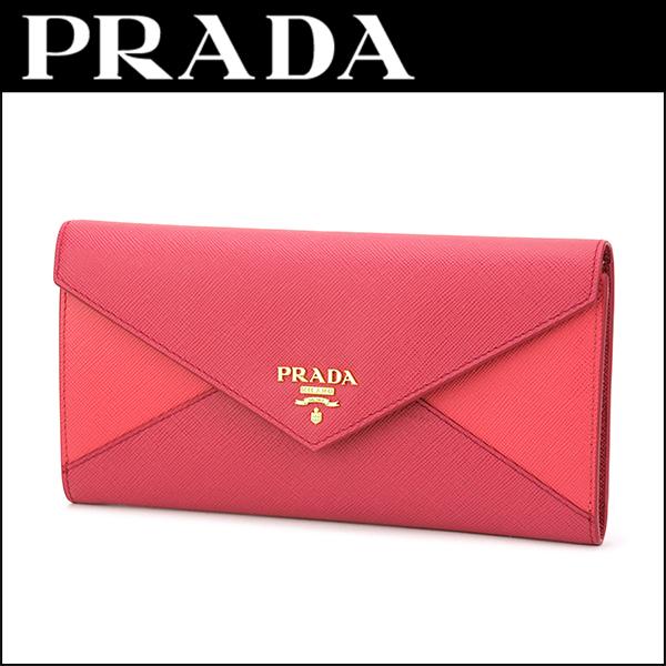612616b108ac96 Prada long wallet PRADA 1M1037 2E3JF0EM5 1MH037 wallet saffiano letter  SAFFIANO LETTER ladies IBISCO (ivisco ...