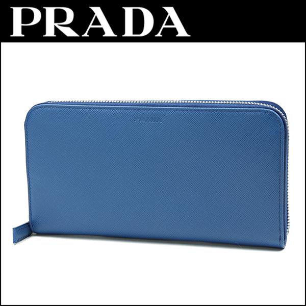 buy popular 29c10 a9bbd 楽天市場】プラダ 長財布(ラウンドファスナー) PRADA 2M1317 053 ...
