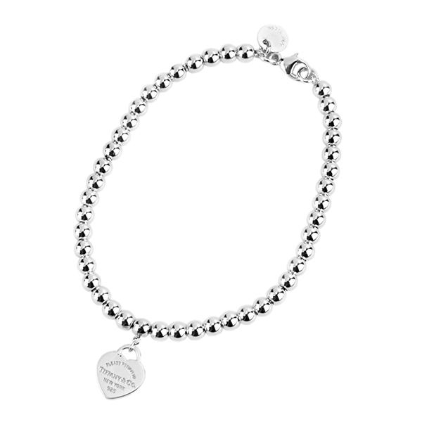d7d25df28dd54 Tiffany bracelet TIFFANY 23984024 accessories return toe Tiffany Lady's  silver