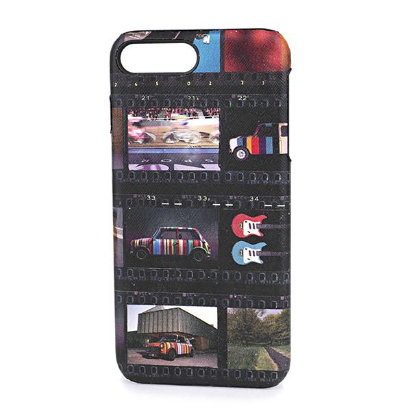 ポールスミス iPhone7 Plus/iPhone8 Plus スマートフォンケース PAUL SMITH M1A 5572 A40268 PR ブランド小物 ミニフィルムストリップ MINI FILM STRIP IPHONE CASE ユニセックス MULTI マルチ スマホケース アイフォン7プラス/8プラス メンズ スタイリッシュ スマホケース