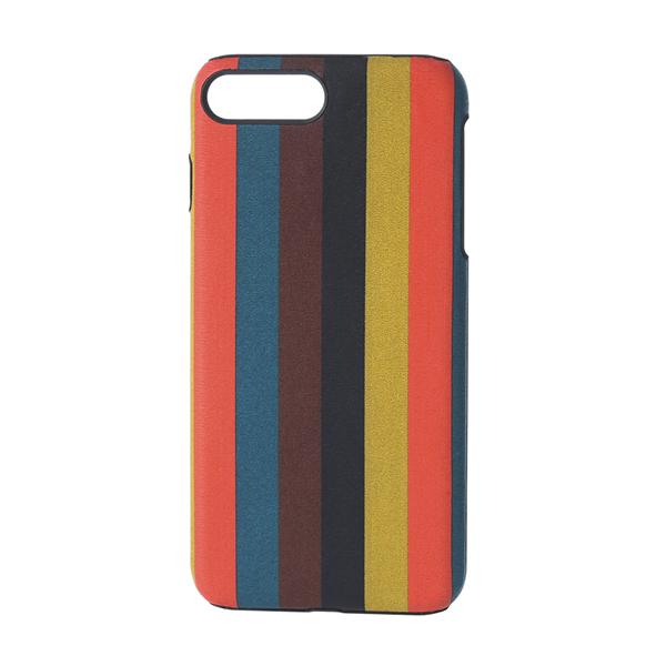 ポールスミス iPhone7 Plus/iPhone8 Plus スマートフォンケース PAUL SMITH AUXC 5174 W785A 96 ブランド小物 ブライトストライプ BRIGHT STRIPE IPHONE 7 PLUS CASE ユニセックス MULTI マルチ スマホケース アイフォン7 プラス/8 プラス メンズ スタイリッシュ スマホケー