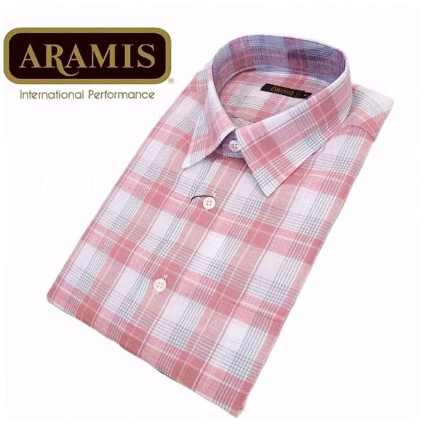 ARAMIS アラミス シャツ 長袖 メンズ(M・L・LL) 1721218