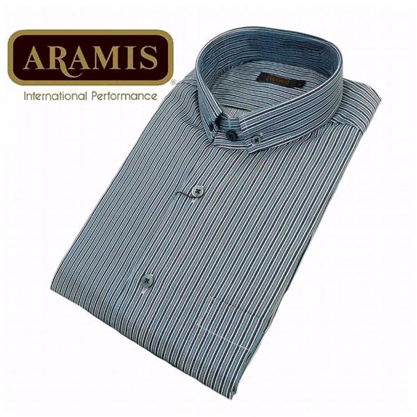 ARAMIS アラミス ボタンダウンシャツ 長袖 メンズ(M・L・LL) 1923035