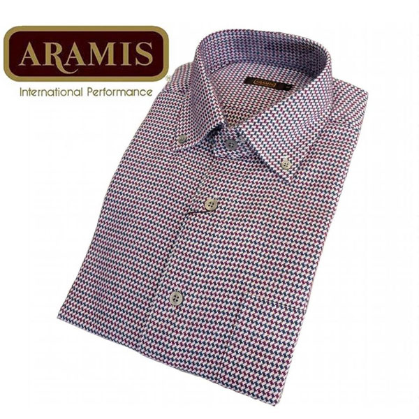 ARAMIS アラミス ボタンダウンシャツ 長袖 メンズ(M・L・LL) 192034885