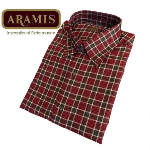ARAMIS アラミス ボタンダウン シャツ 長袖 メンズ(M・L) 1923262