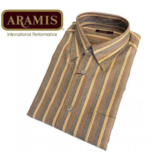 ARAMIS アラミス シャツ 長袖 メンズ(M・L) 1623184