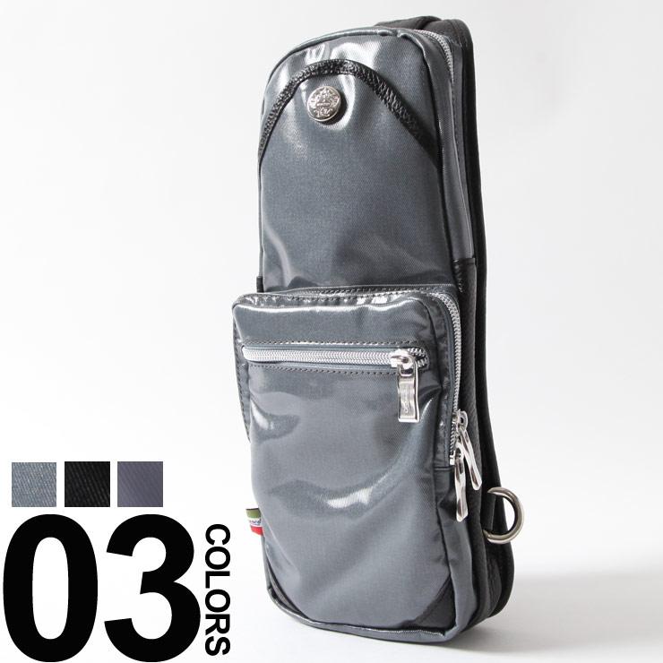 オロビアンコ Orobianco ボディバッグ コーティング DRILLAK ブランド メンズ ショルダーバッグ OBGIACOMIO13H8F ブランド