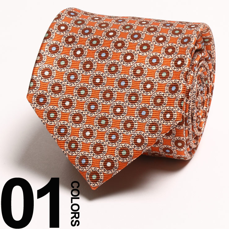 ブルガリ BVLGARI ネクタイ シルク ロゴ 総柄 LOGOMANIA ブランド メンズ ビジネス BLG242826S8