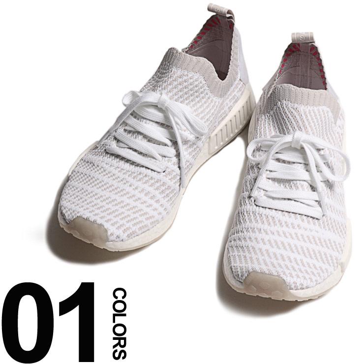 アディダス adidas スニーカー ニットアッパー NMD R1 STLT PK ブランド メンズ 靴 シューズ ADCQ2390