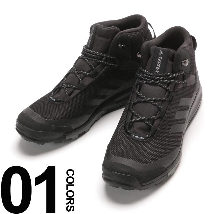 大きいサイズ メンズ adidas (アディダス) メッシュ ミドルカットスニーカー TERREX TIVID MID WINTER CP [29.0-31.0cm] サカゼン ファッション カジュアル シューズ スニーカー スポーツ アウトドア