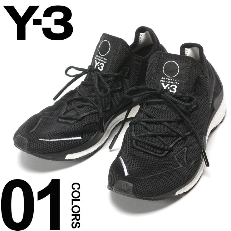 Y-3 (ワイスリー) メッシュMIX スニーカー ADIZERO RUNNERブランド メンズ 男性 カジュアル ファッション 靴 シューズ スポーツ 通気性 ランニング Y3D97837