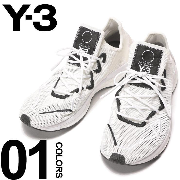 Y-3 (ワイスリー) メッシュMIX スニーカー ADIZERO RUNNERブランド メンズ 男性 カジュアル ファッション 靴 シューズ スポーツ 通気性 ランニング Y3D97838