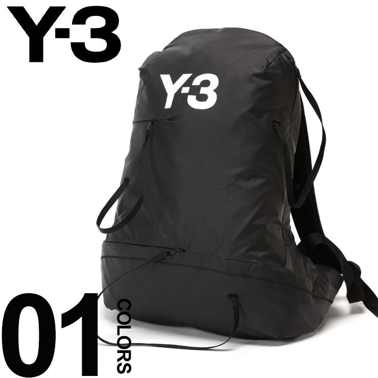 【ポイント5倍】【最大2000円クーポン配布中】Y-3 (ワイスリー) ナイロン ロゴ バックパック BUNGEE BACKPACKブランド メンズ 男性 カジュアル ファッション 小物 リュック 鞄 スポーティー コード Y3DY0538