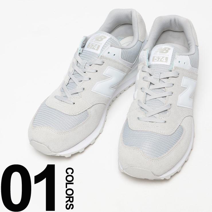 大きいサイズ メンズ new balance (ニューバランス) ML574WB ENCAP レザー メッシュ切り替え ローカットスニーカー [29.0 30.0 cm] サカゼン ビッグサイズ カジュアル 靴 シューズ スニーカー 切り替え 安定性 クッション性