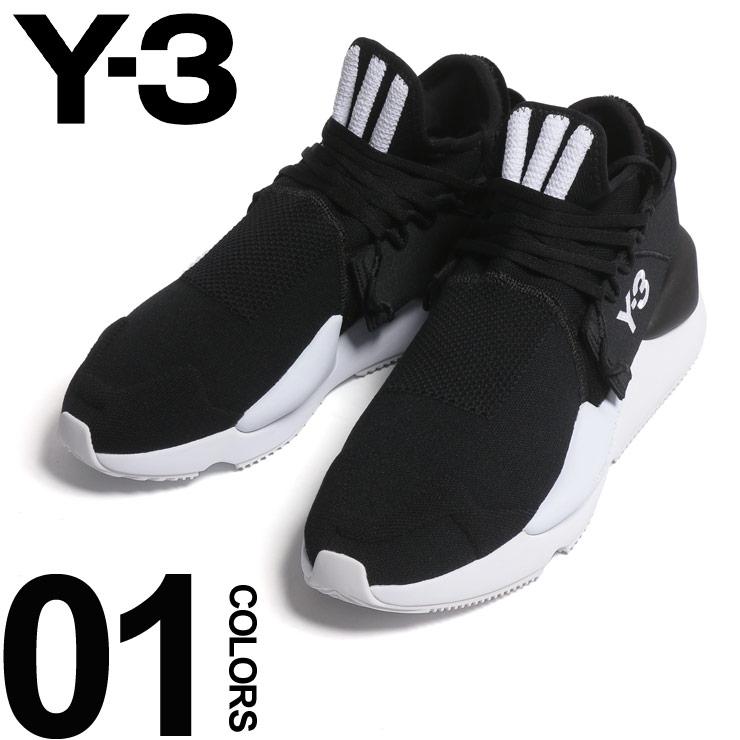 Y-3 (ワイスリー) ニットアッパー スニーカー KAIWA KNITブランド メンズ 男性 カジュアル ファッション 靴 シューズ スポーティー ランニング Y3F97424
