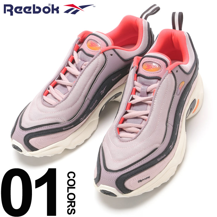 Reebok (リーボック) ロゴ 切り替え ローカットスニーカー DAYTONA DMXブランド メンズ 男性 カジュアル ファッション 靴 シューズ スニーカー ランニング RBDV5818