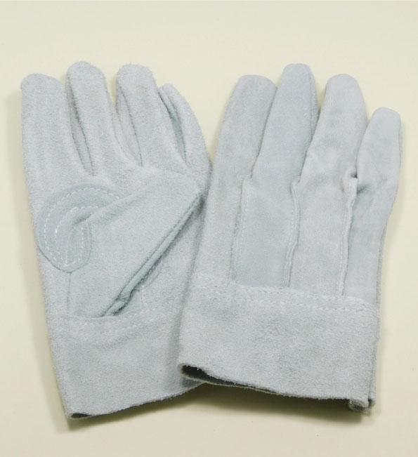 【企業様限定送料無料】作業手袋 牛床革 革手袋 107APC 鉄鋼 溶接 建設 DIY 工具