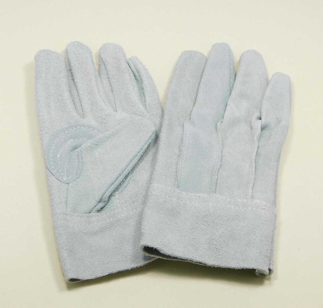 作業手袋 牛床革 革手袋 107APC 鉄鋼 溶接 建設 DIY 工具