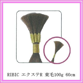 Ribic エクステR 束毛100g 60cm #OB